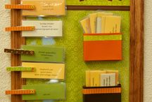 Organization ideas... / by Stacy Gatlin