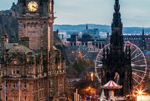 Scotland / Regions and history of Scotland, Edinburgh, Glasgow, Aberdeen, geography of Scotland, Highlands and Islands