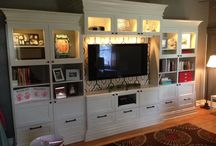 Dream Home {Living, Dining, and Family Rooms} / by Shelby Parmenter