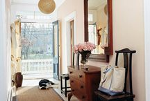 Entry Ways and Mudrooms / by Donna Forney