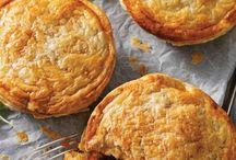 Morrocan Lamb Pie .