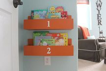 Baby Room Ideas / by Jackie de Vera-Lim