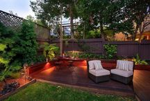 Backyard Ideas / by Amanda Lindsey