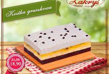 Cukiernia Zakryś / Cukiernia i piekarnia w Borach Tucholskich, posiadająca kilkanaście punktów w kilku powiatach.