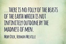 Quotes from Books / Literary quotes I like