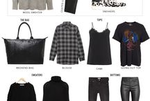 Outfit Pairing / Wardrobe