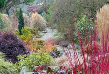 Gardens to visit.