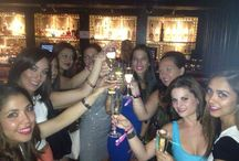 Vegas Bachelorette Party: Pools, Clubs, Free Drinks, Hotel Deals, and Much More / Check out where to stay and play in Vegas for the ultimate Bachelorette Party!  Ladies can get free entry to all the pools and clubs as well as open bars, complimentary tables, and free limo rides.   / by Stacia iPartyinVegas