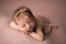 Newborn Forward Facing Pose