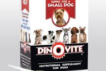 Natural Pet Products / All of our natural pet products! / by Dinovite