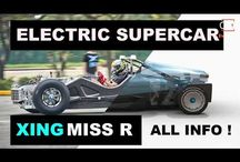xing mobility MISS R electric car