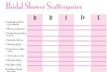 bridal shower / by Ali Skalla Brown