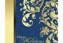Holiday Cards / A stylish collection of holiday cards.  You'll find Christmas, New Year's, Halloween, and Valentine's cards on this board.