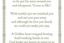 Prayers/Quotes