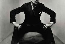 artist & designer portraits / portraits of the greats