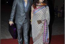 Aamna Sharif Wedding Reception Photos