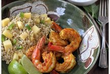 Recipes - Seafood & Fish / by Deb Ammer