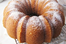 I Love Bundt Cakes / Recetas de Bundt Cake