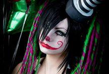 Jaymi clown 2014