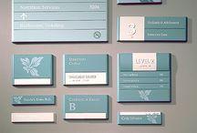 Signage Ideas / by Annie Pitschka
