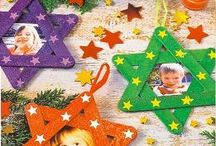 Manualidades Navideñas De Niños