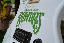 Tampa Bay Rowdies / Seminole Hard Rock Tampa loves the Tampa Bay Rowdies!