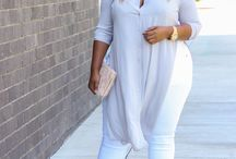 My favourite plus size outfits