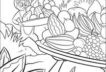 coloring pages 24 (madagaskar)