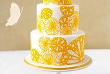 cake stuff! / by Serena Mahabir
