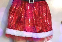 christmas rave wear