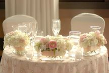 Inspirations: sweetheart table