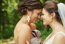 Popping the Question to Your Bridesmaids / Fun ways to ask your closest girls to be in your wedding.