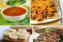 Healthy foods...