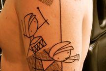 Noon tattoo / Tatuagens
