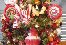 Holiday-Candy and Cute / by A Floral Touch