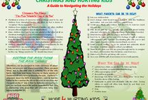 Holidays and Hurting Kids (H4HK) / Holidays are a particularly hard time on kids who are dealing with loss, stress and/or other difficult circumstances.  This board is dedicated to addressing specific topics related to holidays. For more information, please visit us at http://hope4hurtingkids.com as well as our partner organizations. / by Hope 4 Hurting Kids