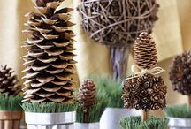 Ideas for artificial grass this Christmas / With Christmas just round the corner you want some ideas on decorating your home? I have put together some great ideas for what you can do with artificial grass for that Christmassy feel. www.perfectgrassltd.co.uk