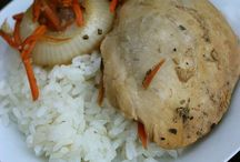 Food - Filipino Dishes / by Betty Booher