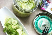 Salads, Vegs & Pickles