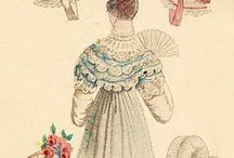 1815 Waterloo fashion