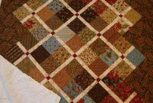 Quilts using Precuts