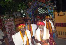 Visit of respected Daitas (Sevakas) of Puri Jagannath Temple