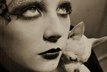 Make-up History - 20s / by Diana Ionescu