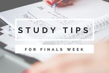 Study tips *-* organization,craft,school supplies