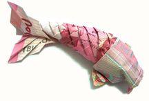 origami + paper art / by jEFF sCOTT
