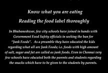 Food safety facts