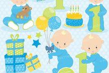 urodziny chłopiec
