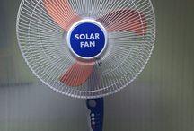 DC Pedestal Fan 12V Solar