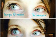 Be Younique - 3D Mascara / Best mascara ever invented! www.keepitsimplesummerlashes.com