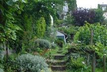 Gardens etc